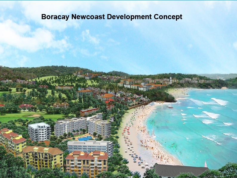 boracay newcoast development