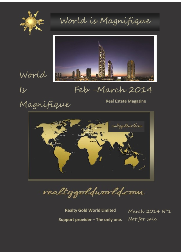 World Is Magnifique Magazine
